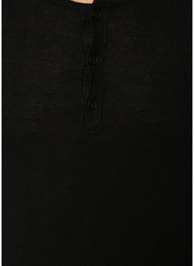 John Varvatos Star USA Triko Siyah